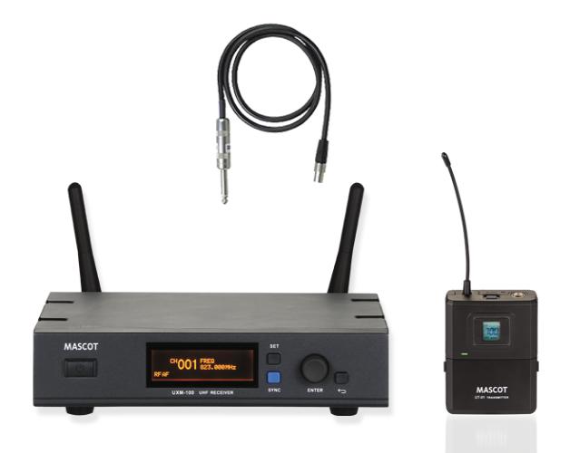 UXM-100 / UT-81 Guitar System