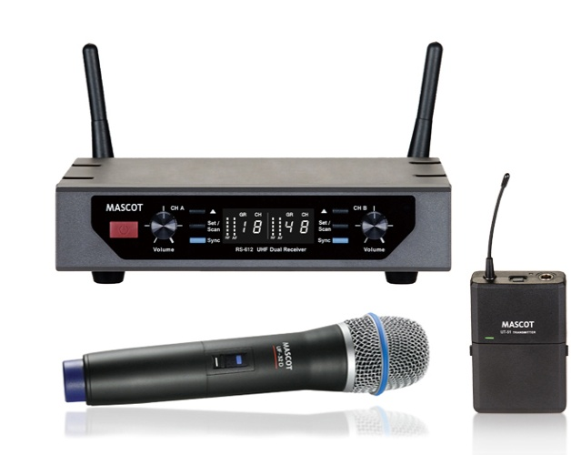RS-612 Dual Channel System