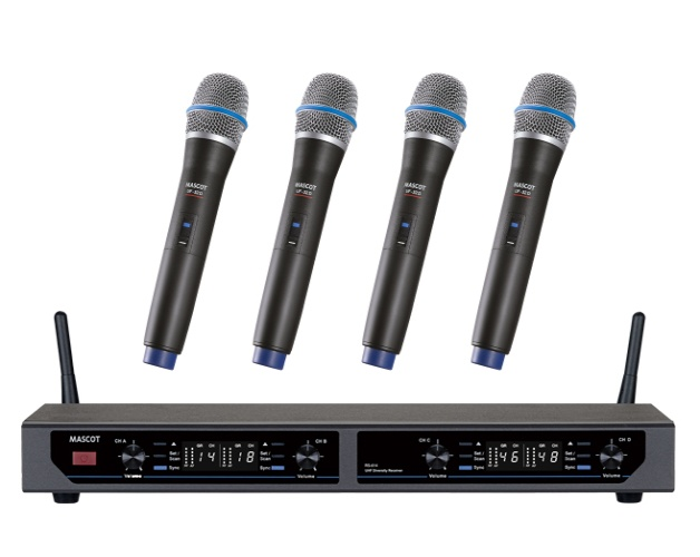 RS-614 Four Channel System