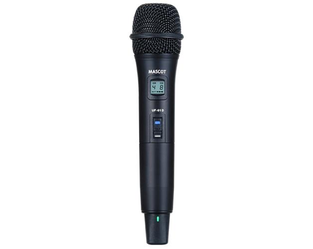 UF-61D Handheld Microphone