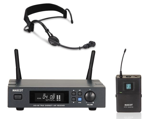 UXD-100 / UT-61 Headworn System