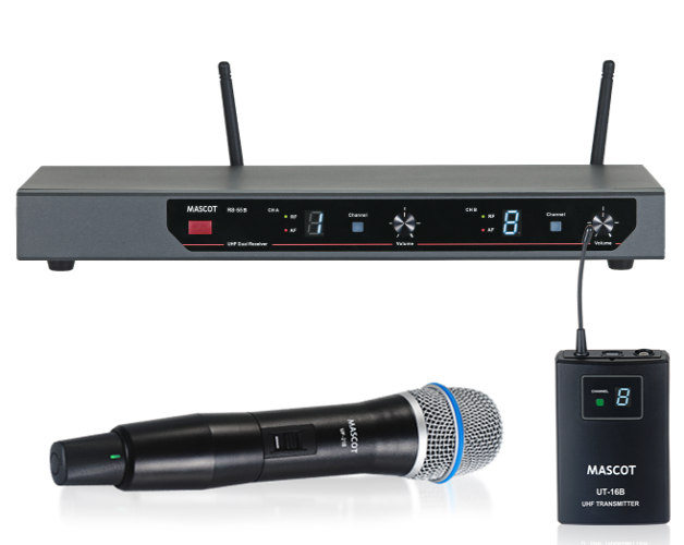 RS-55B Dual Channel System