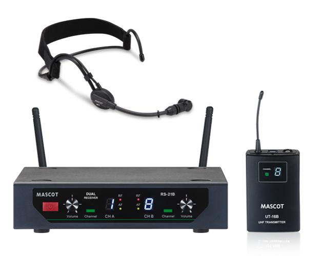 RS-21B / UT-16B Headset System