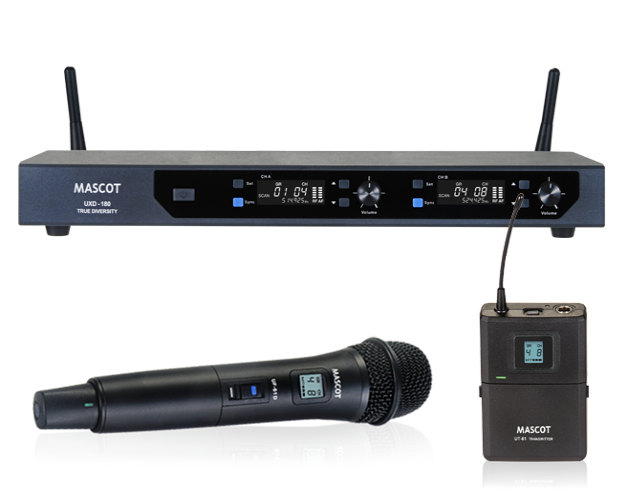 UXD-180 Dual Channel System