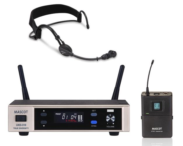 UXD-310 / UT-61 Headset System