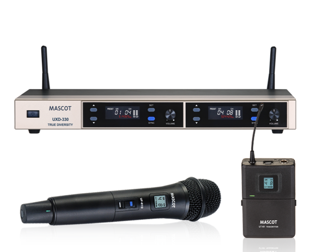UXD-330 Dual Channel System
