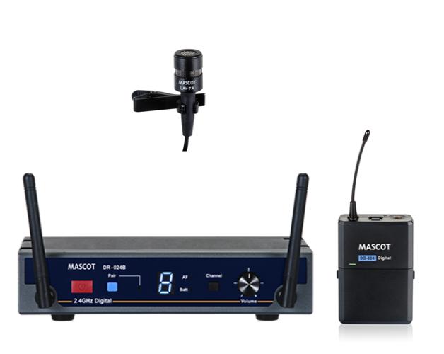 DR-024B / DB-024 Lavalier System