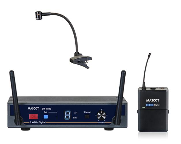 DR-024B / DB-024 Instrument System