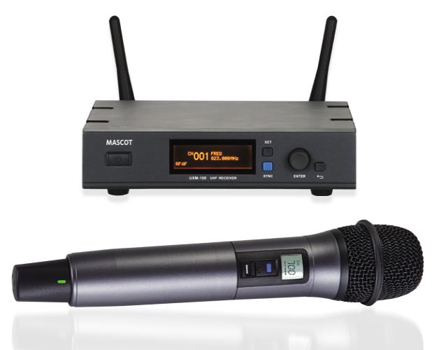 UXM-100 / UF-81 Vocal System